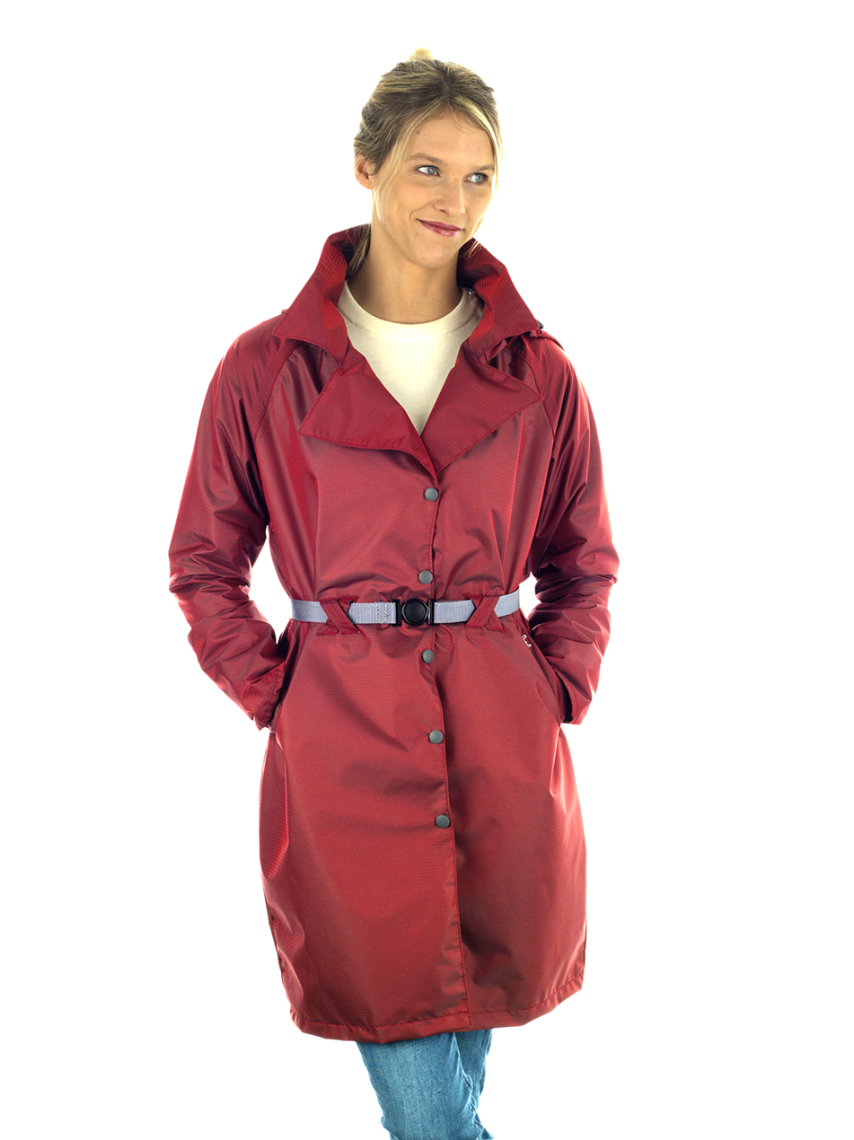 FLAMME TRENCH COAT