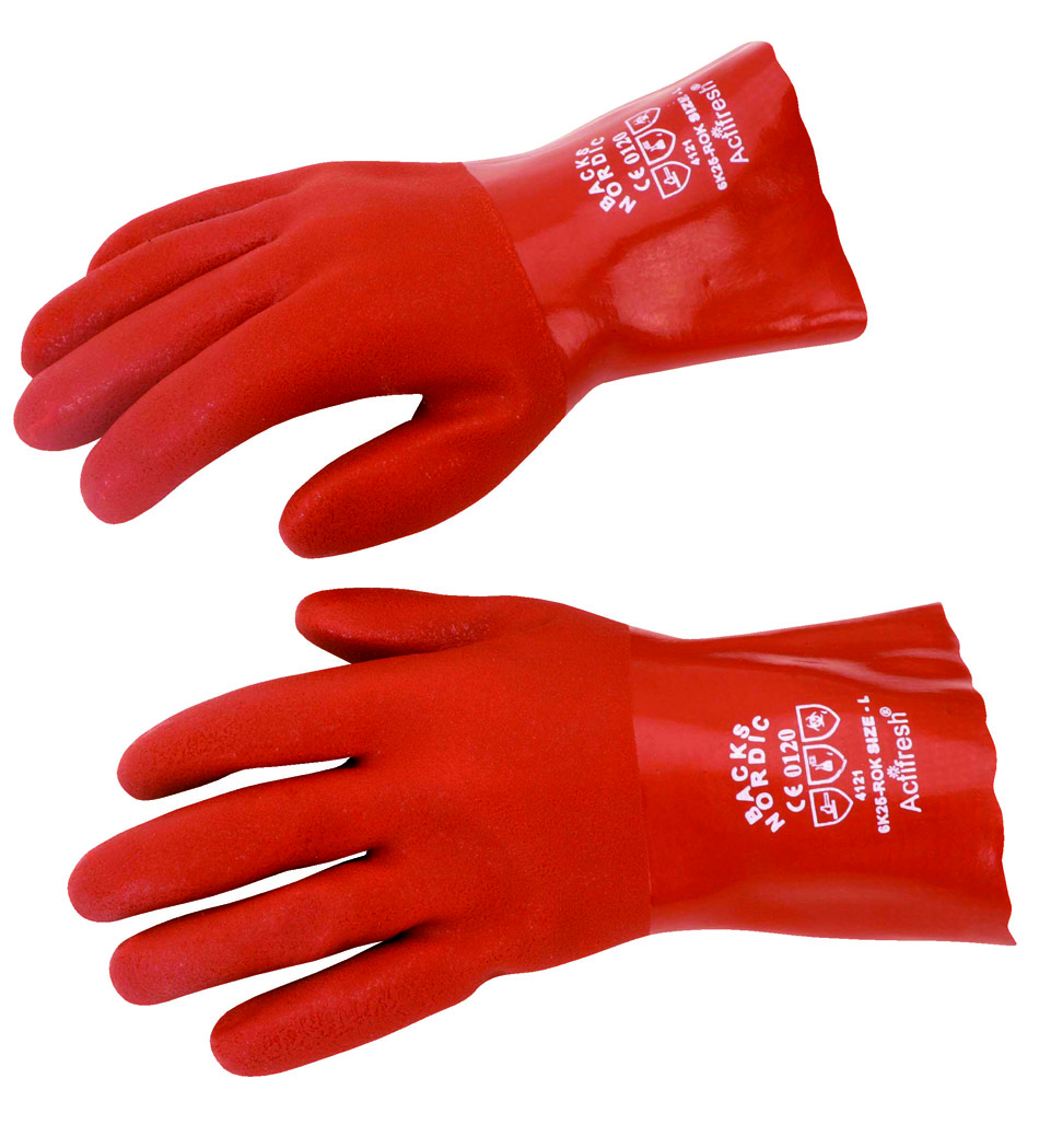 GANTS BN27 RED