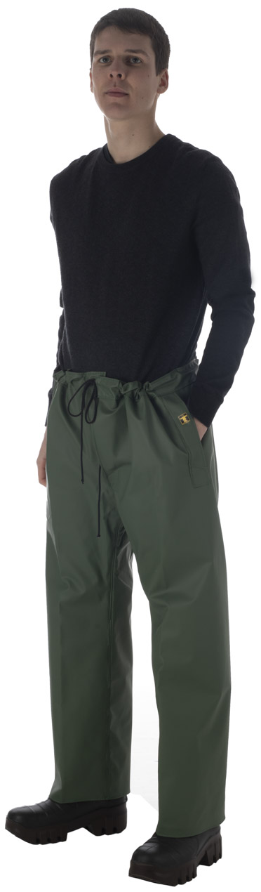 TROUSERS WITH THREE OPENINGS