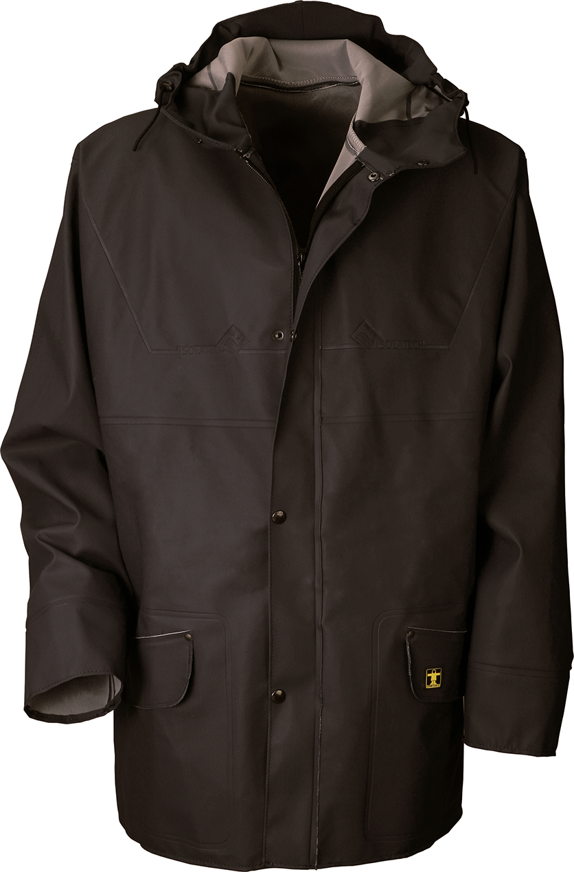 ISODER JACKET GLENTEX FABRIC