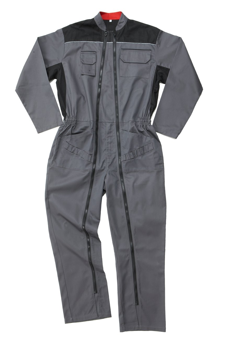 2 zip PRO WORK one piece suit  - LA TORCHE WORKWEAR