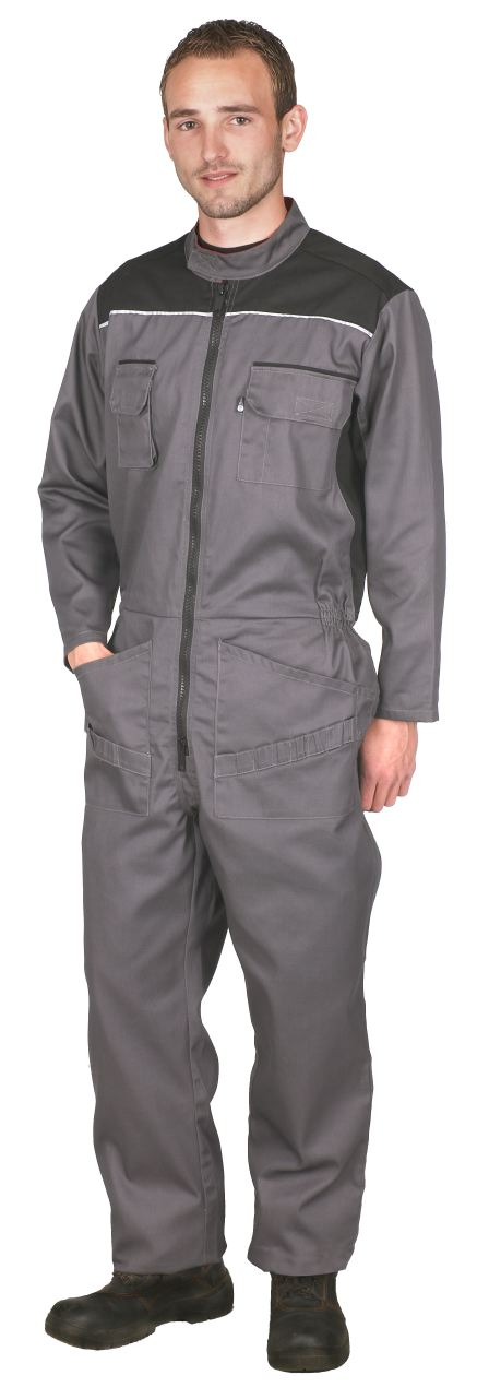 1 ZIP PRO WORK one piece suit  - LA TORCHE WORKWEAR