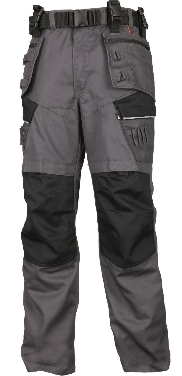 WORKING TROUSERS CARBONE RANGE